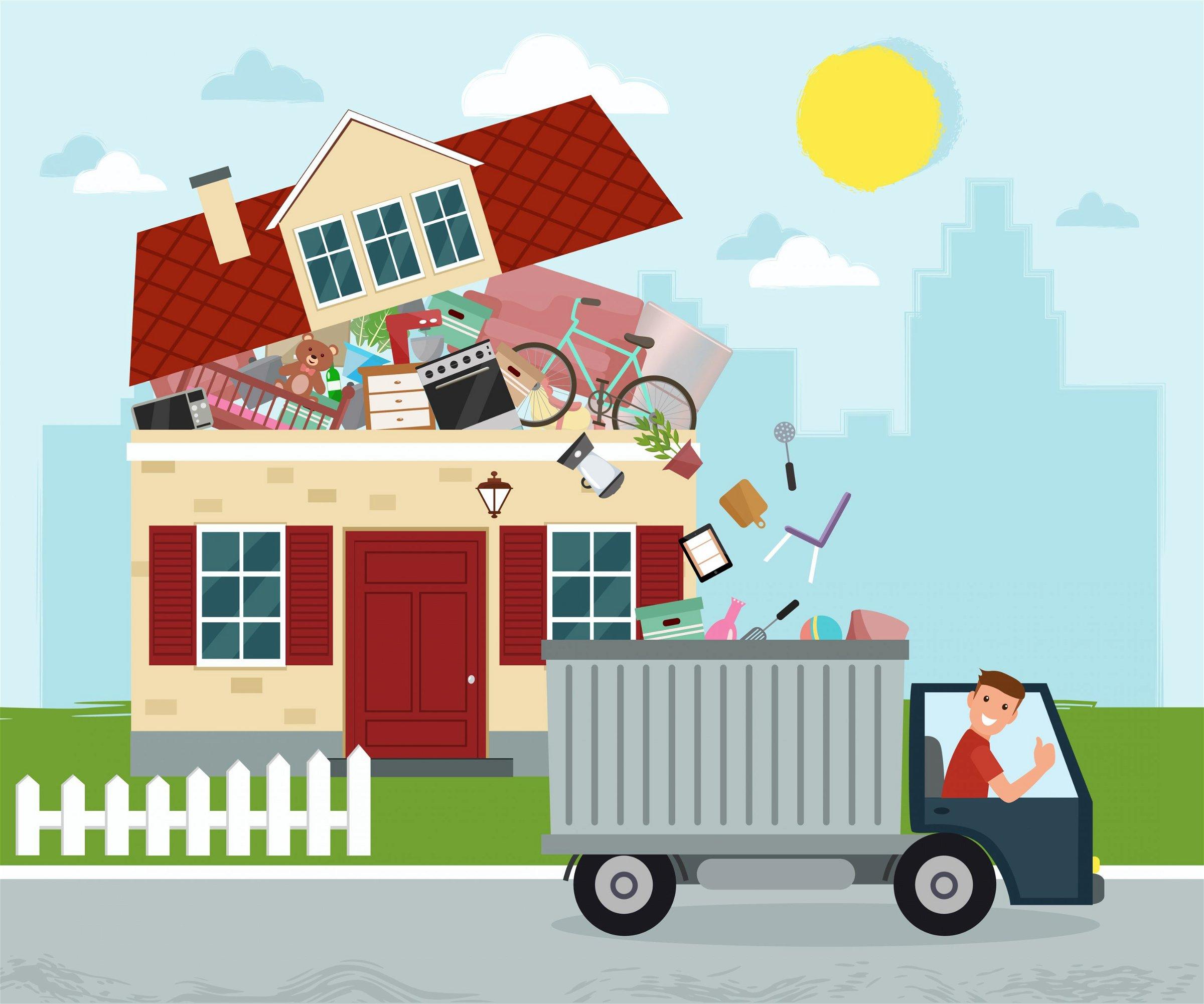 Junk Removal Contractor Marketing